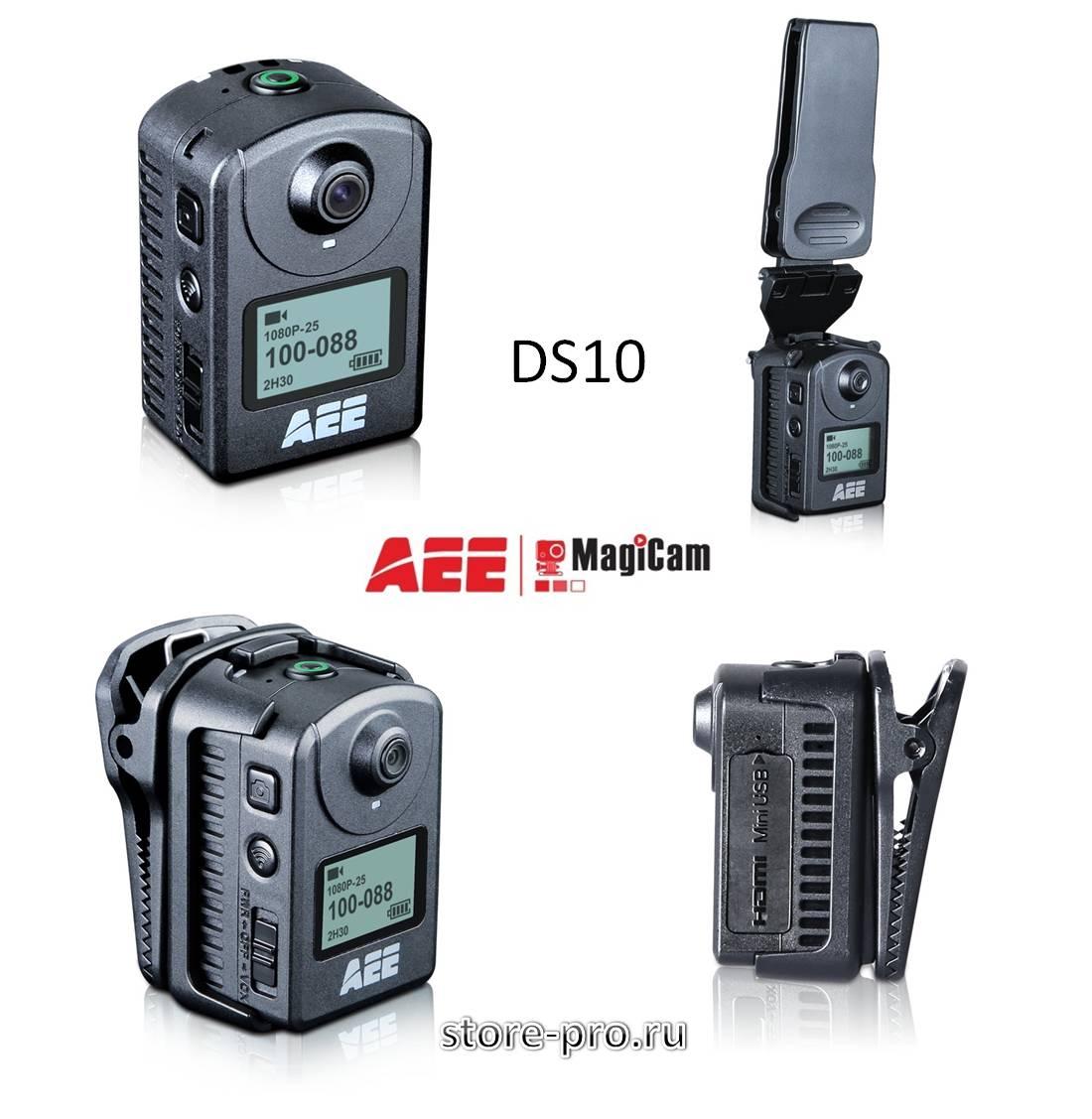 Купить экшен камеру AEE MagiCam MD10 цена