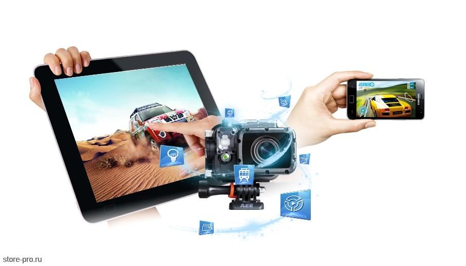 AEE S70 Скачать бесплатное приложение AEE APP MagiCam