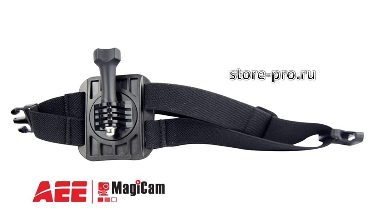 Купить крепление на руку Hand Strap Mount для камер AEE Цена