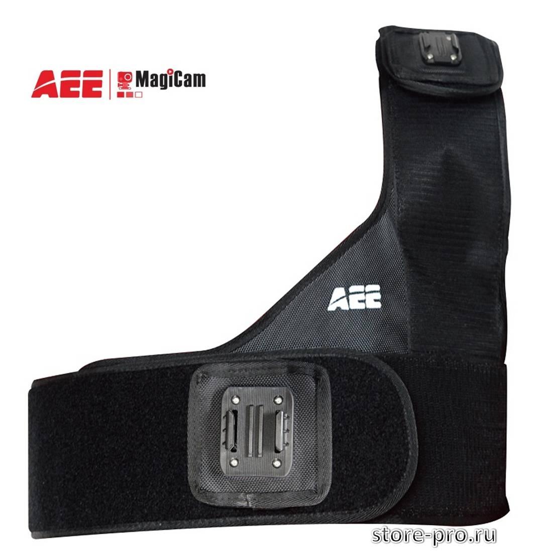 Купить крепление на грудь AEE Shoulder Strap цена
