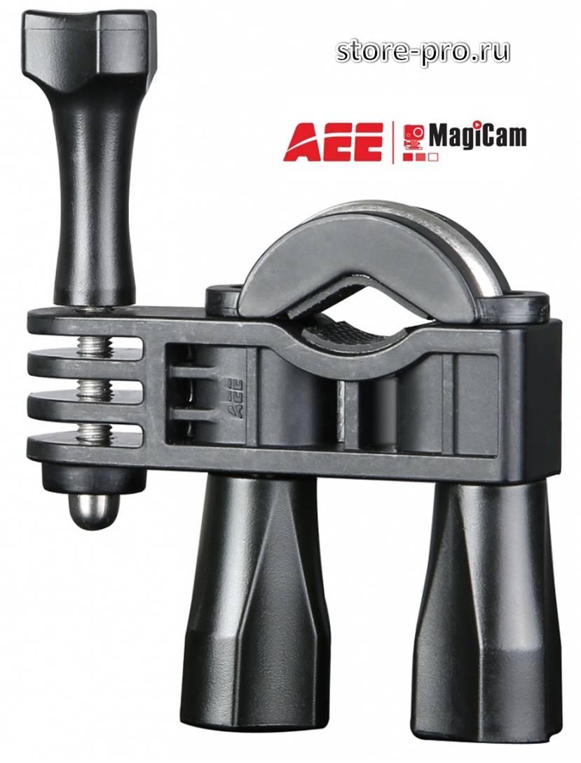 Купить крепление на трубу раму АЕЕ Bicycle Mount большое цена отзывы