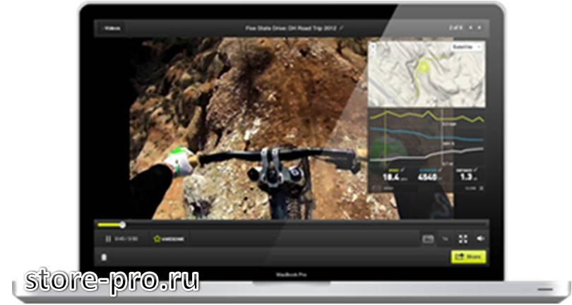 Скачать приложение для камера Contour +2