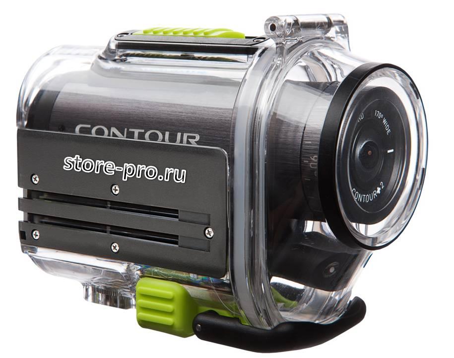 Купить камеру Contour +2 Цена
