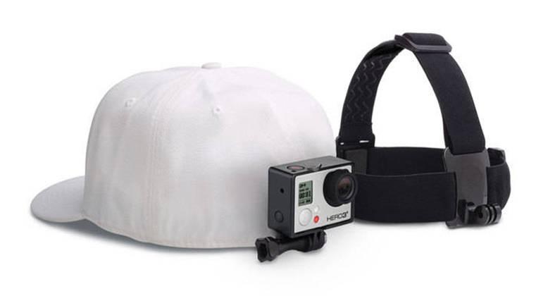 Купить Head Strap + QuickClip для камеры Gopro, Sjcam, Xiaomi цена, доставка