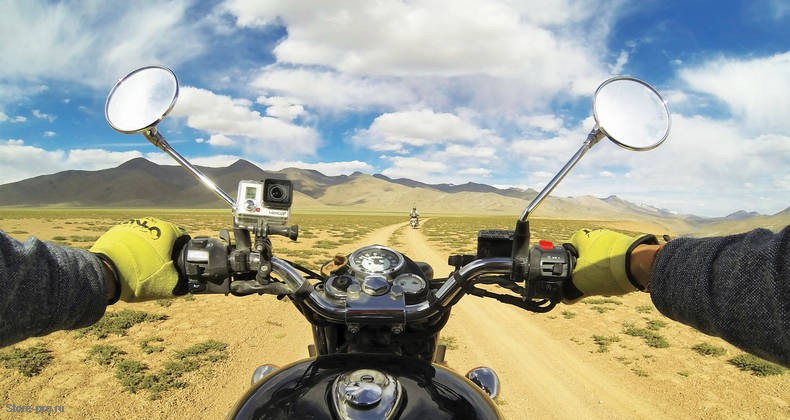 Крепление GoPro Ride Hero Handlebar / Seatpost на руль