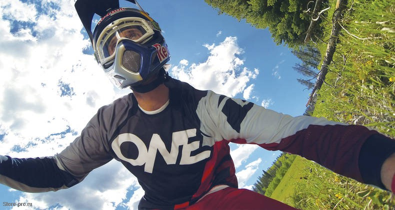 Отзывы крепление GoPro Ride Hero Handlebar / Seatpost