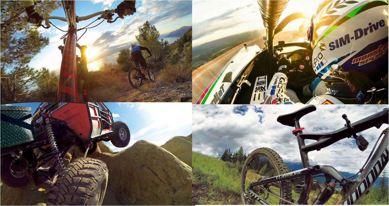 Крепление на трубу идеально подходит для установки камеры GoPro на мотоцикле, велосипеде, картинге, мачте, удочке, ружье, лопате. купить цена