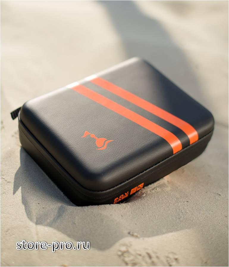 Кейс для GoPro SP POV Aqua Case Предназначен для использования в любое время года и любую погоду!