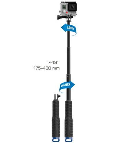монопод фирмы Монопод SP Gadgets POV Pole 19 для камеры GoPro