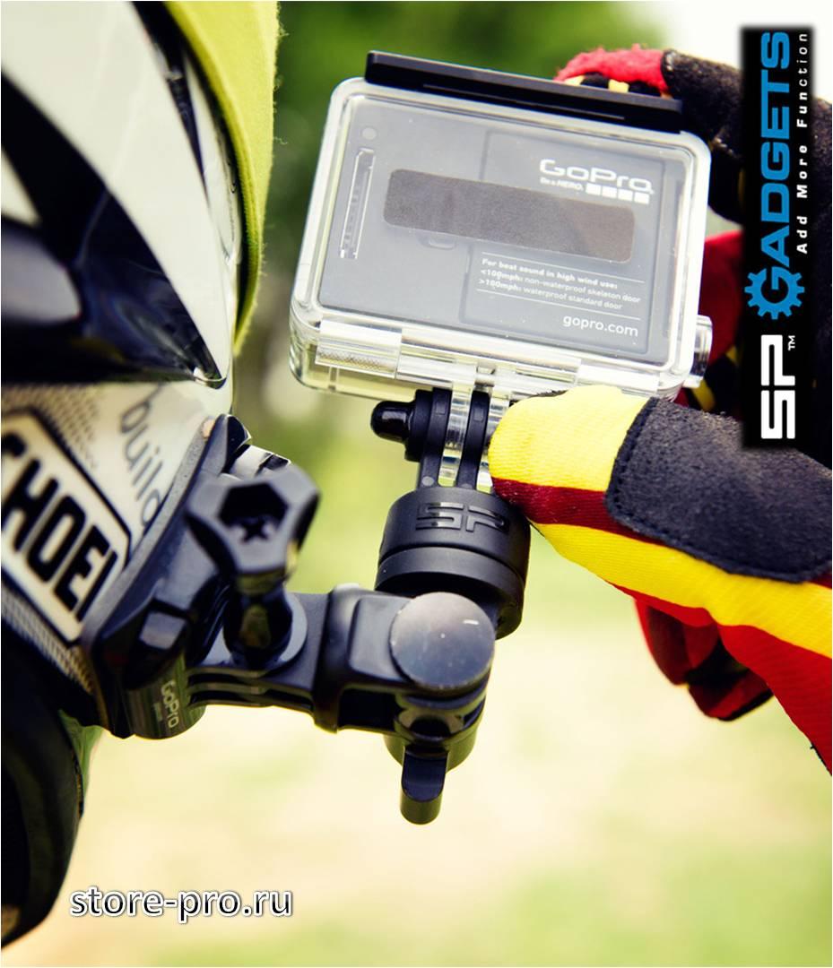 Купить крепление поворотное SP Swivel Arm Mount 360° GoPro Цена