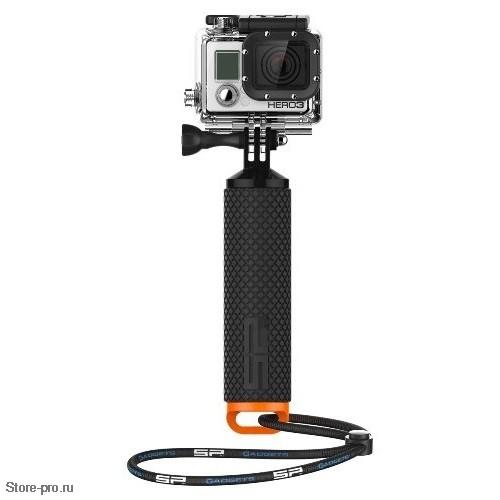 Рукоятка - поплавок SP POV BUOY для камеры Gopro, Sjcam, Xiaomi купить