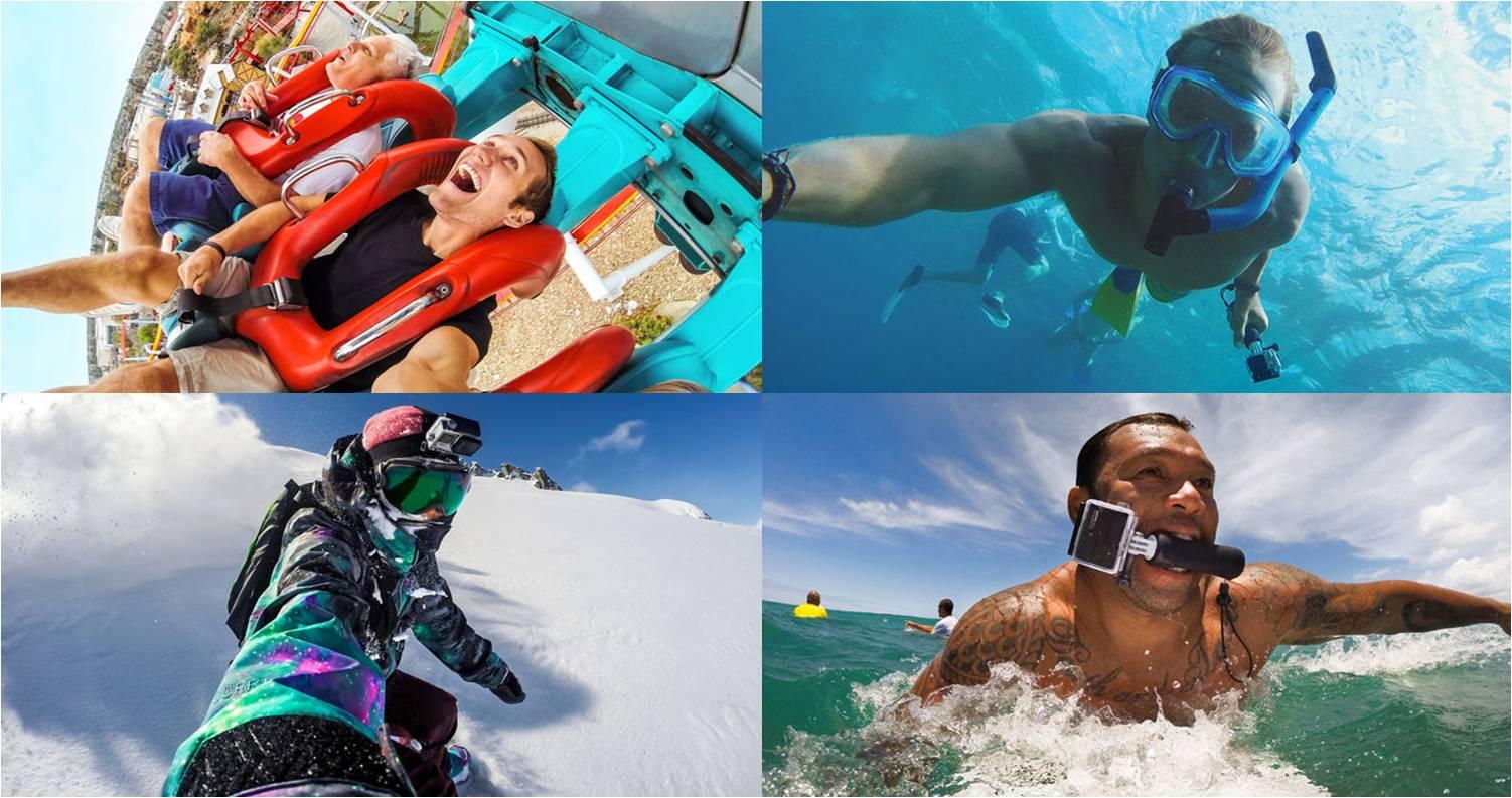 Купить рукоятку - поплавок GoPro The Handler Floating Hand Grip цена доставка отзывы