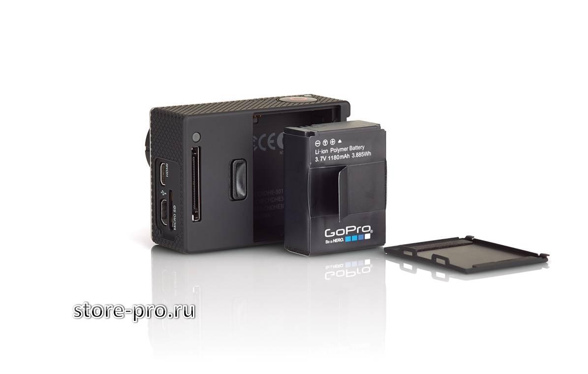 Аккумулятор для камеры GoPro HD HERO 3