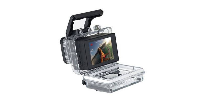 Купить съёмный дисплей LCD Touch BacPac Limited Edition для камер GoPro HERO3+ / HERO4