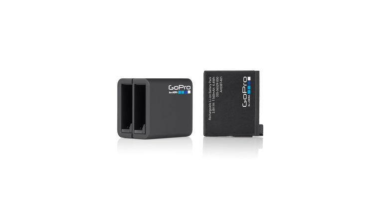 Купить Зарядное устройство на 2 аккумулятора GoPro Dual Battery Charger HERO4 цена, доставка