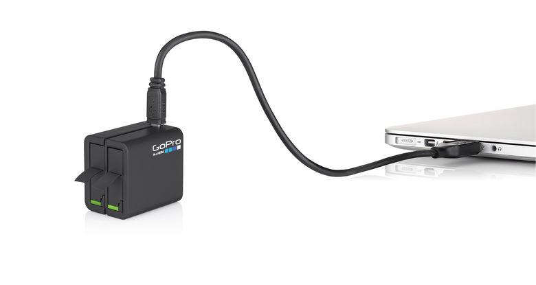 Отзывы о зарядном устройстве на 2 аккумулятора GoPro Dual Battery Charger HERO4