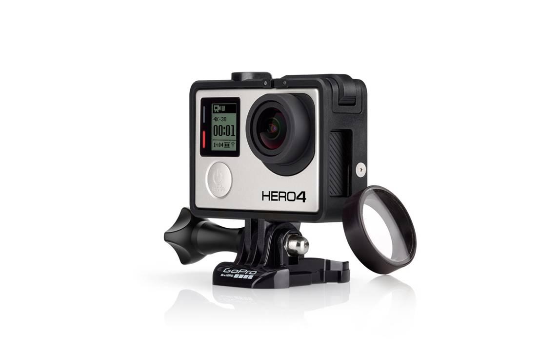 Купить GoPro The Frame New - рамка для HERO 4 Цена