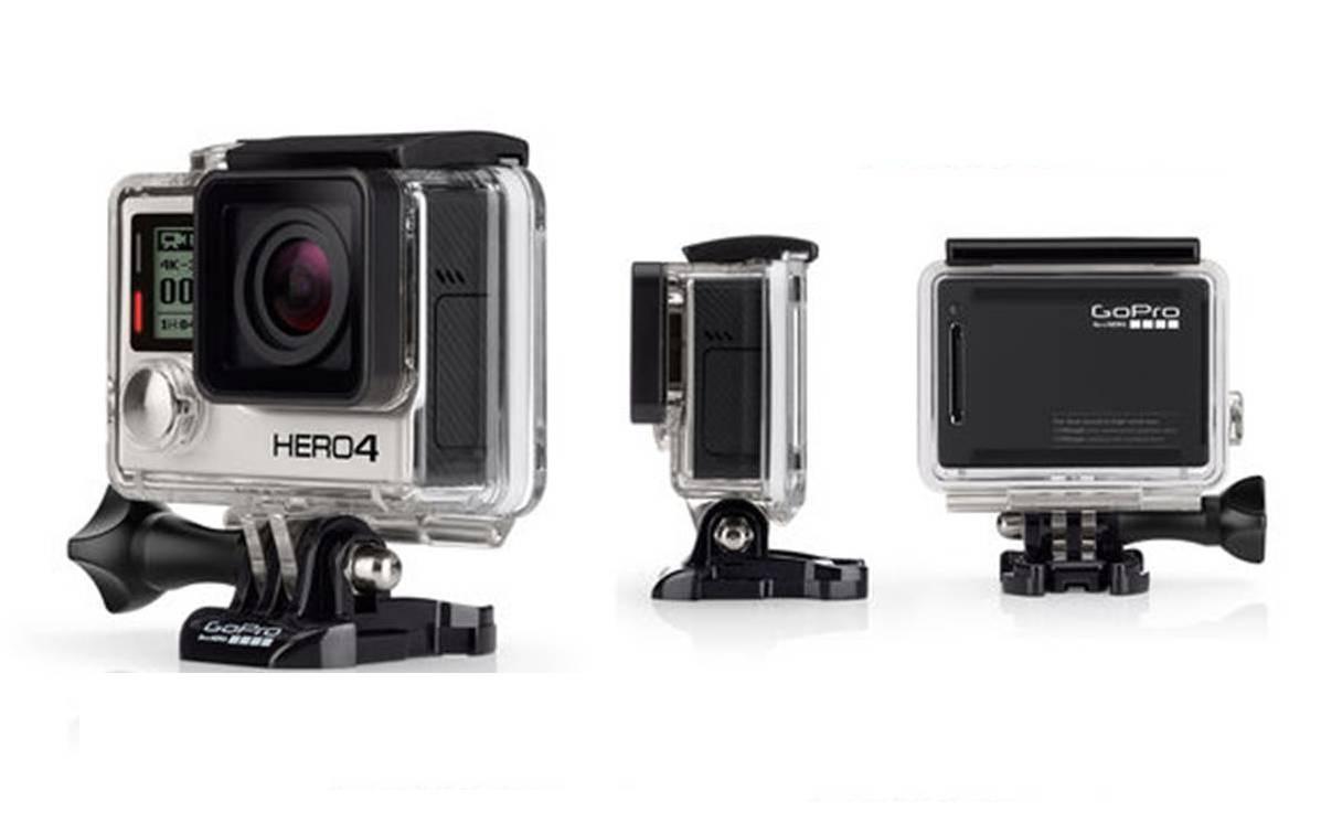 Купить камеру GoPro HERO 4 Black Edition цена