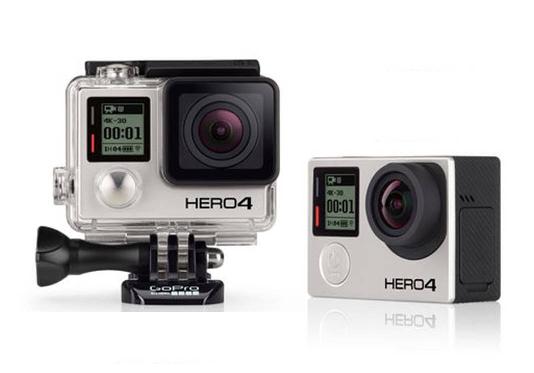 Купить GoPro HERO 4 Black Edition Цена