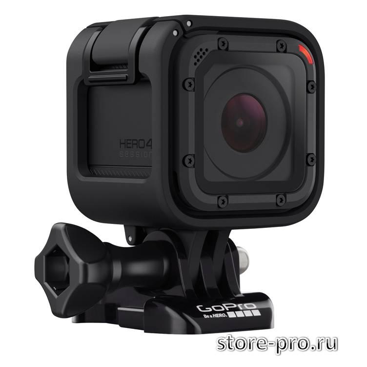 Камера GoPro HERO4 Session производительность в маленьком корпусе!