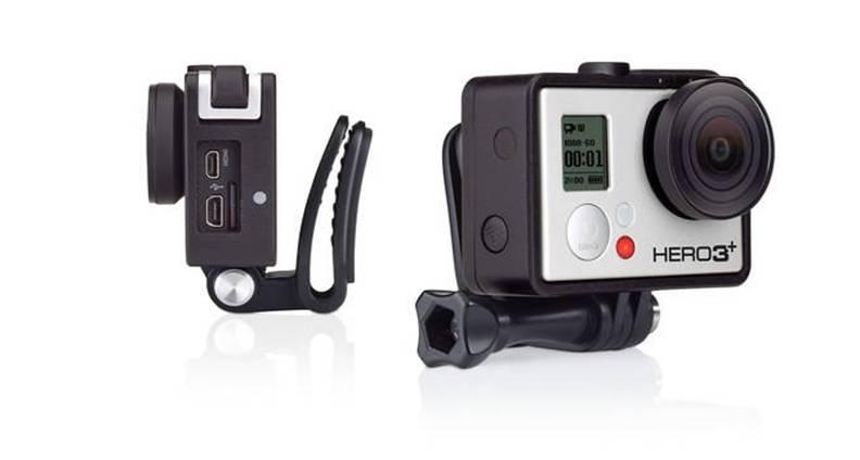 Купить крепление на голову Gopro Head Strap + QuickClip для камеры GoPro HERO4