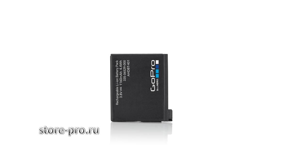 Купить аккумулятор для камеры GoPro HERO4 цена