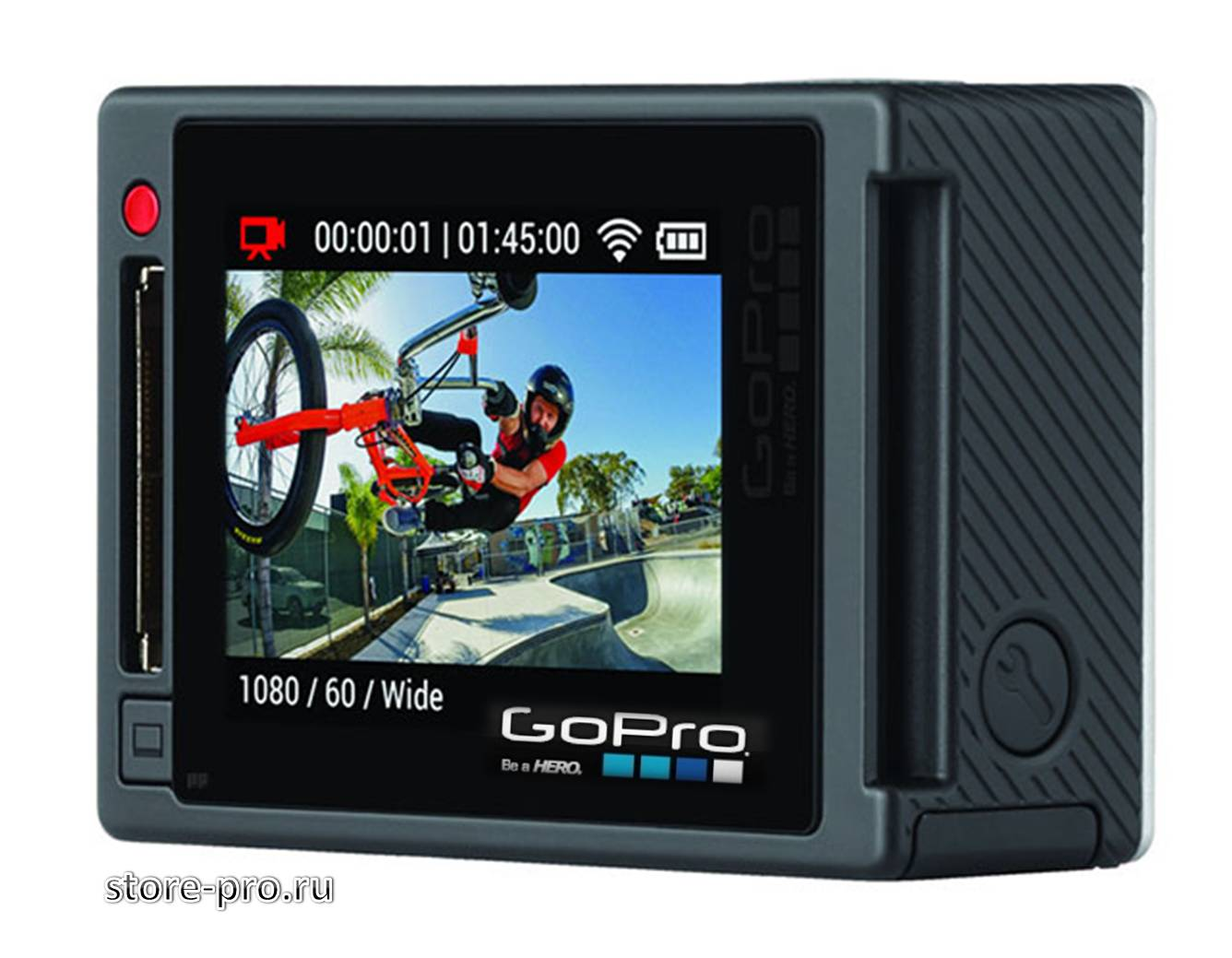 GoPro HERO4 Black Edition купить