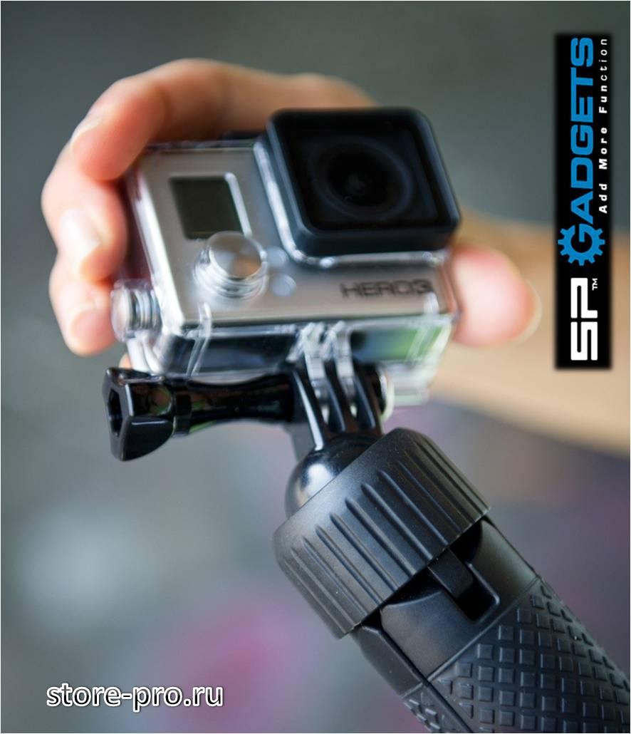 Штатив рукоятка POV Tripod Grip для GoPro купить, цена