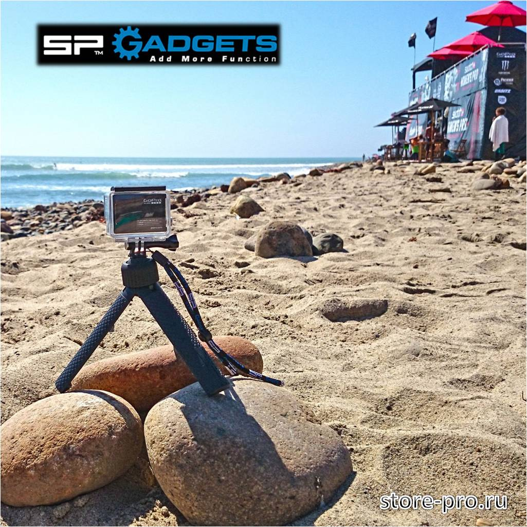Штатив рукоятка POV Tripod Grip для GoPro