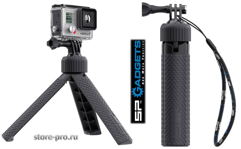 Купить штатив рукоятку POV Tripod Grip для GoPro цена