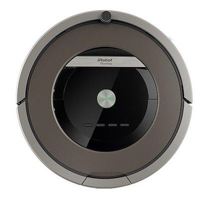 Купить робот пылесос iRobot Roomba 876