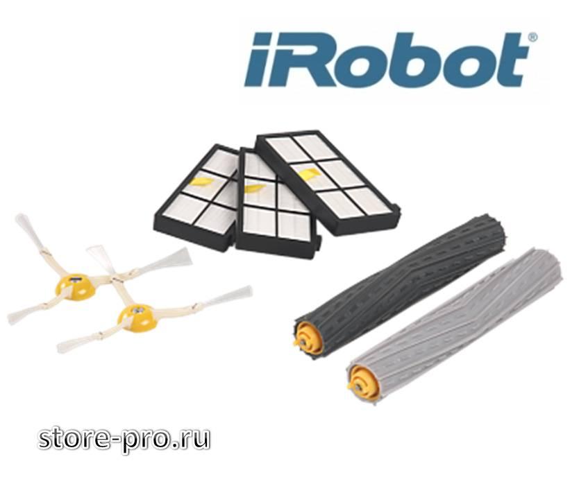 Купить набор запасных элементов для iRobot Roomba 800 / 900 серии цена
