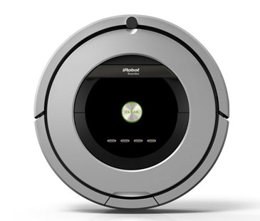 Робот пылесос iRobot Roomba 886 цена, доставка