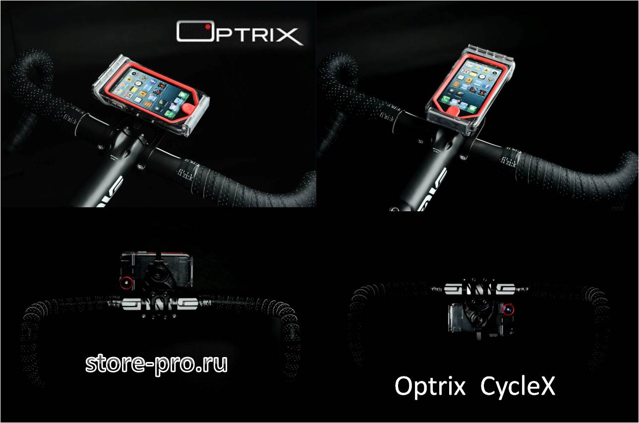 Купить Optrix CycleX чехол для iPhone 5 / 5S