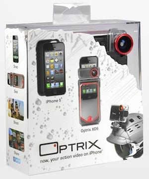 Купить Optrix XD5 чехол для iPhone 5 / 5S