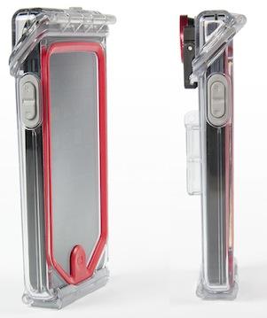 Противоударный, водонепроницаемый чехол разработан специально для iPhone 5 / 5S