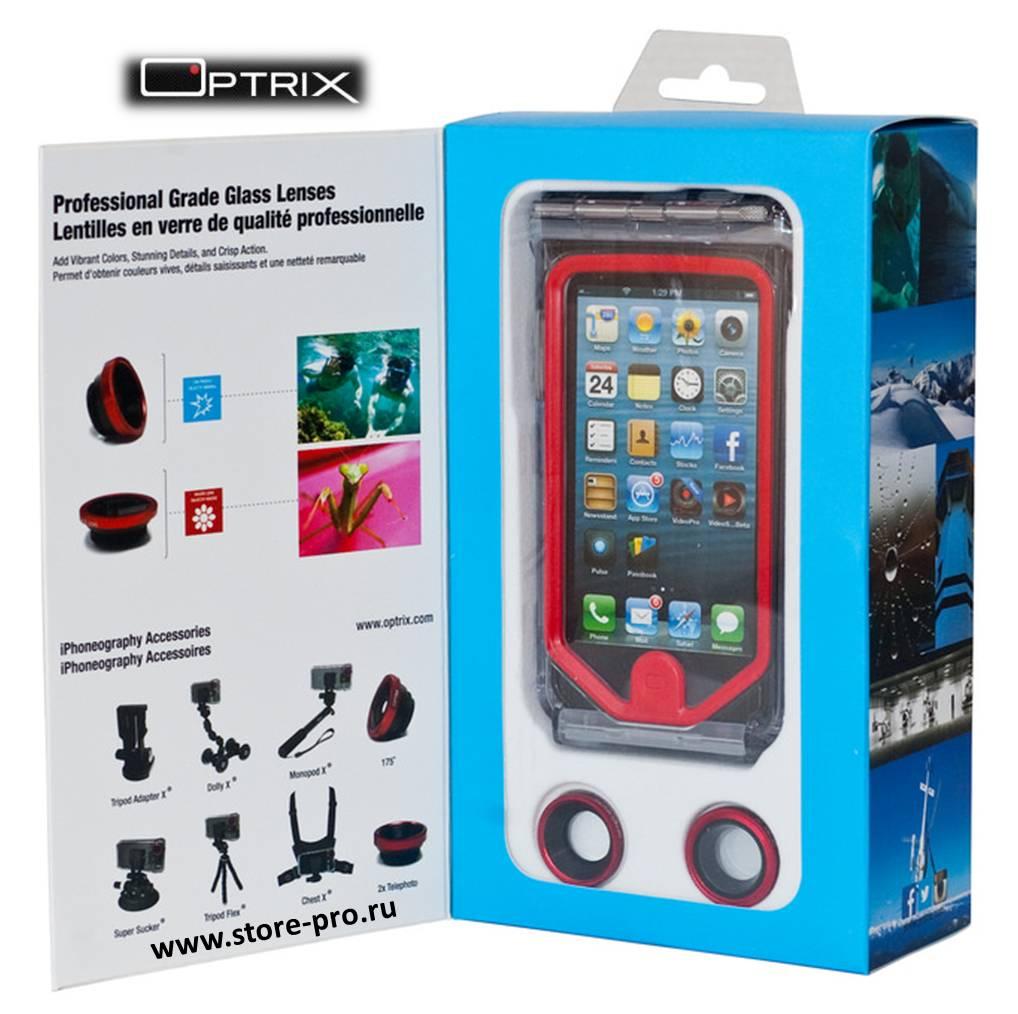 Купить Optrix PhotoX чехол для iPhone 5 / 5S